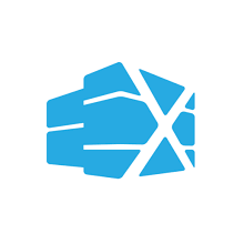 Xinaps Favicon Blue